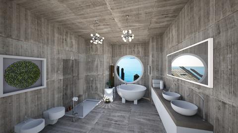 bathstone - Modern - Bathroom - by soralobo