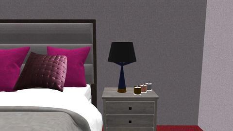 Magamistoa detailid - Bedroom - by helike700