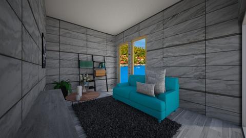 modern - Living room - by Sarah De Clercq