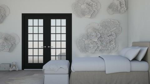 Flowery - Bedroom - by millerfam