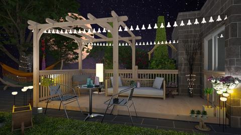 Garden Party 1 - Modern - Garden - by Jessica Fox