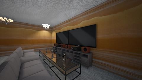 living room - by jaddl13