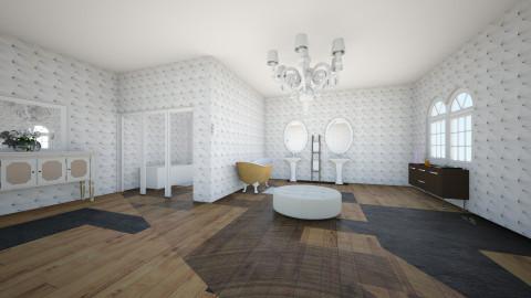 clasic - Bathroom - by Emelyn Cristal Rosario