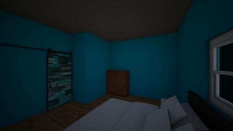bedroom - Modern - Bedroom - by markmcvey938
