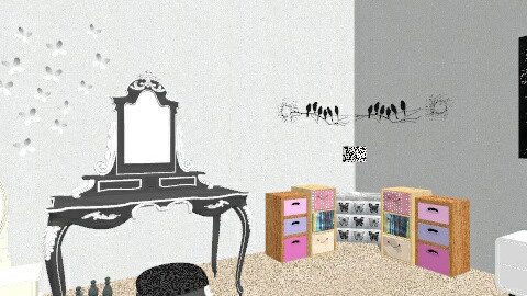 my bedroom - Glamour - Bedroom - by Fitri Wirasatya
