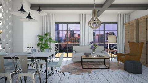 Moodboard Room - Living room - by 3rdfloor