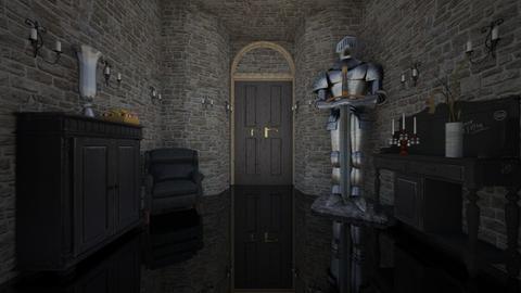 beasts room door - by jmekline