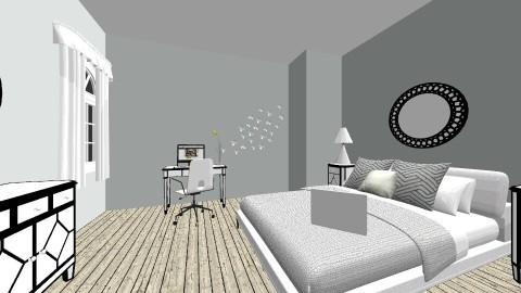modern - Modern - Bedroom - by Katherine Gilbert