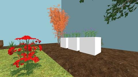 Botany Project - Garden - by Estee Winter