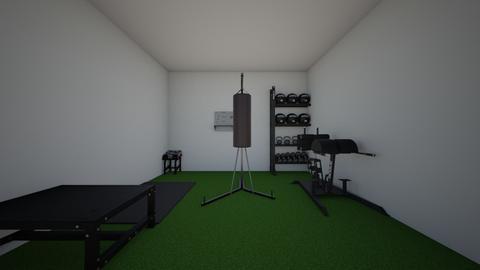 My Gym - Office - by Temea