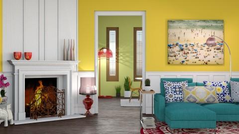 Living room Boa - Classic - Living room - by Annathea