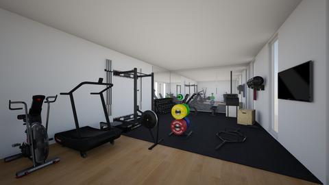 gym 5 view 2 - by rogue_f978f642441b3ea72c7e1d39e6520