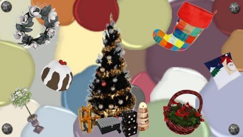 The Things In Christmas - by Rooneymooney