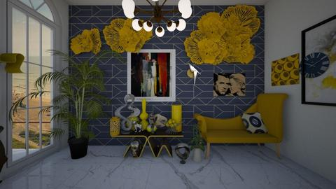 Art Appreciation - Living room - by hlk