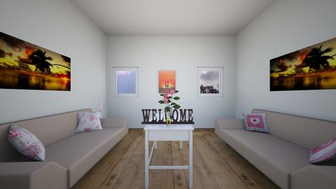 1st_Musketeer_Attic_Living_Space - Modern - Living room - by 3Musketeers