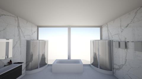 guest room - Bedroom - by abigail_j_feinberg