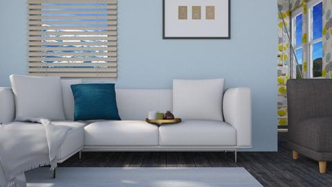 Easy Going - Modern - Living room - by Jessica Fox
