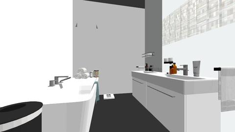 Ercsi  - Modern - Bathroom - by mongo0917