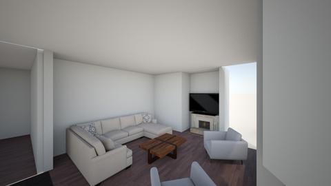 corner plus 2 chairs - Living room - by claken