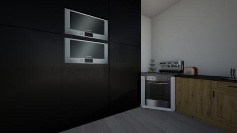 simple kitchen - Classic - Kitchen - by ahanton25