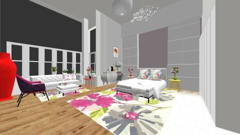 quartoo - Bedroom - by Alice Aguiar