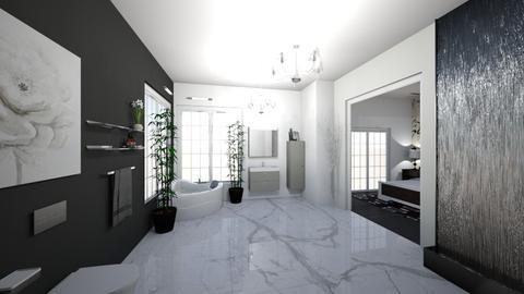 Brontes Bathroom 2 - Bathroom - by brontevankesteren