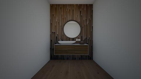 bam boom - Bathroom - by rickglassinteriors