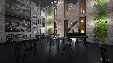Restaurant 2019 - by anamariadumitrascu