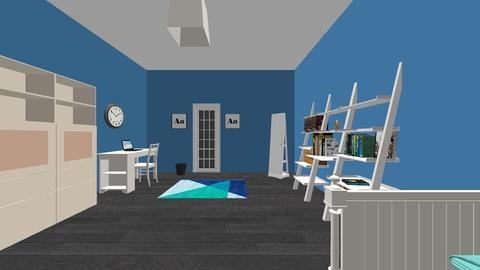 Boys Room  - Modern - Bedroom - by Annie Isseri