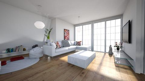 my living room - by anilo
