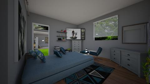 4 Tez - Rustic - Bedroom - by Lackew