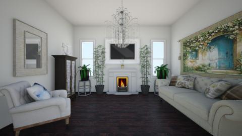 Living - Living room - by Rasheliz
