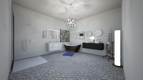 vel - Bathroom - by velurovs