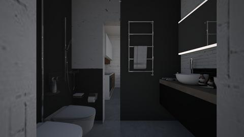 Casa331Bathroom - Modern - Bathroom - by nickynunes