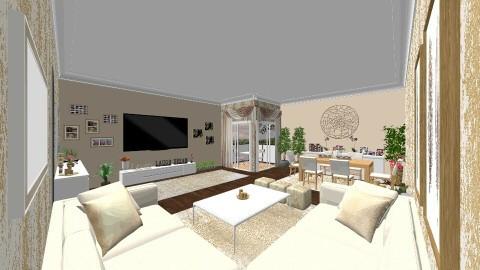 ddgdghdghdhd - Living room - by DecorManiac