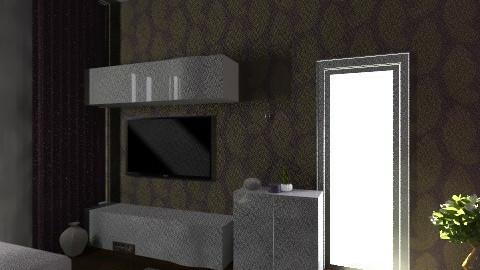 20140526 III - Living room - by moncsycsy88
