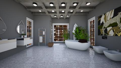 Urban bath - by Chintali