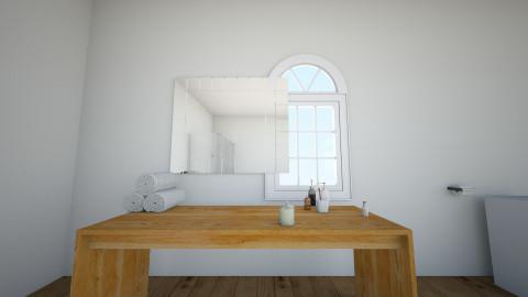 teste - Bathroom - by Araujo