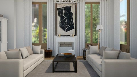 vlg - Living room - by annasig