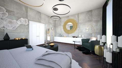 adevcxxsf - Bedroom - by lukaszmaslankowski