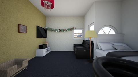 room - Bedroom - by dxijeujwbhdchjxb ehjwbdx kjzewn