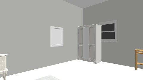 My bedroom - Bedroom - by elizzabethhope
