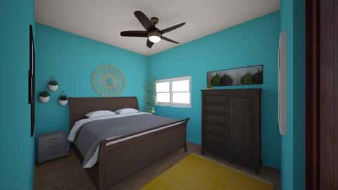 Interior Design - Bedroom - by 24edorton