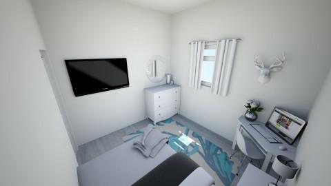 jfh - Modern - Bedroom - by El2002