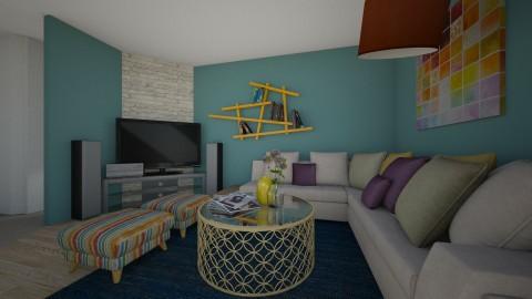 meggle living room 2 - Living room - by amaumau