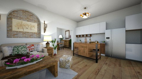 lovely appartment - by Sasindee Herath