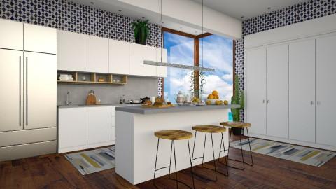 YOO Kitchen - Modern - Kitchen - by DeborahArmelin