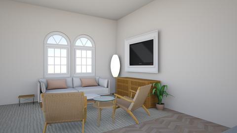 studio space - Living room - by nicholaswjgeorge