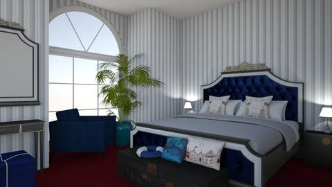 My nautical bedroom - Bedroom - by Perpetto