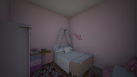 Girlygirl room - Feminine - Kids room - by lilybug1111111119